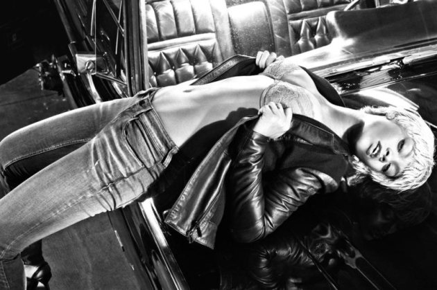 Rihanna for Emporio Armani Underwear Fall 2011 ad campaign shot by Steven Klein