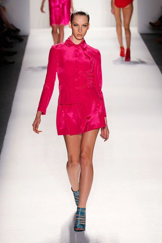 Ruffian Spring 2011 collection presented during NYFW