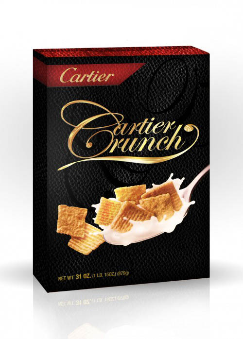 Cartier Crunch Cereal by The Glam Foodie