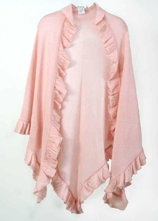 Minnie Rose cashmere collection for the Breast Cancer Research Foundation