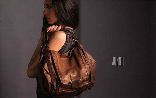 The Jonnie handbag from the Kooba Fall 2011 collection