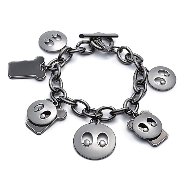 eek charm bracelet from the Giles Deacon for Nine West Fall 2011 collection