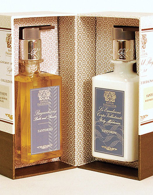 Antica Farmacista Bath and Body Gift Set under $50 in Santorini