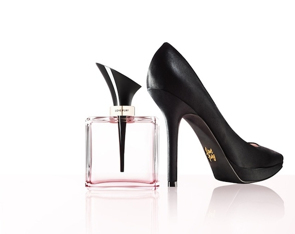 love fury heel shoe fragrance by nine west